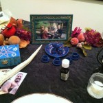 The Samhain Altar