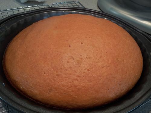 Honey Cake for sharing